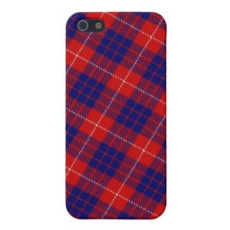 Hamilton Tartan Plaid iPhone 5 Cases