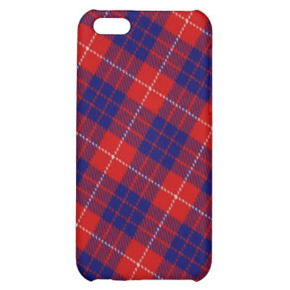 Hamilton Tartan Plaid iPhone 5C Cover