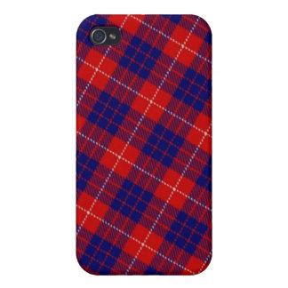 Hamilton Tartan Plaid iPhone 4/4S Cases