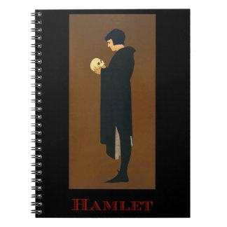Hamlet 1894 notebooks