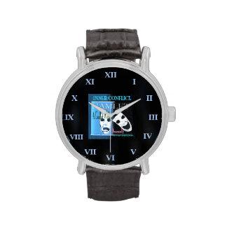 Hamlet Inner Conflict Wrist Watch