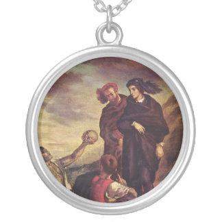 Hamlet Round Pendant Necklace