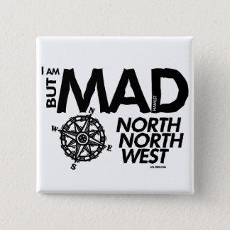 Hamlet NNW 15 Cm Square Badge
