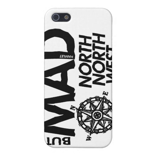 Hamlet NNW Case For iPhone 5