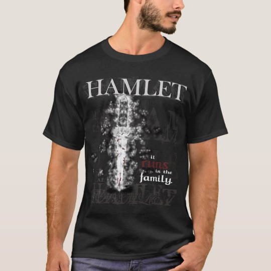 Hamlet (old design) T-Shirt