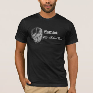 Hamlet: Old School Emo T-Shirt