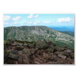 Hamlin Ridge, Kathadin, Baxter State Park, Maine Photograph
