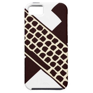 Hammer and keyboard iPhone 5 case