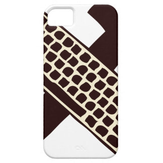 Hammer and keyboard iPhone 5 covers