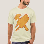 hammer and popsickle popsicle cccp ussr T-Shirt