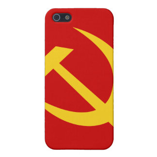 Hammer and Sickle iPhone Case Case For iPhone 5/5S