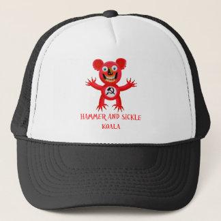 HAMMER AND SICKLE KOALA CAP