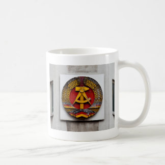 Hammer and Sickle Symbol of Communist Basic White Mug