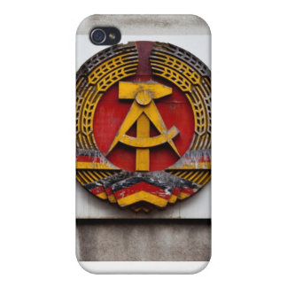Hammer and Sickle Symbol of Communist Cases For iPhone 4