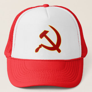 Hammer and Sickle Trucker Hat