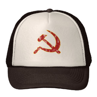 Hammer and Sickle (worn look) Cap