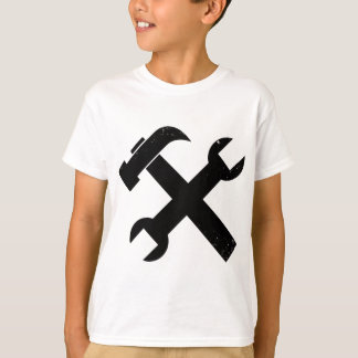 Hammer and Wrench T Shirt