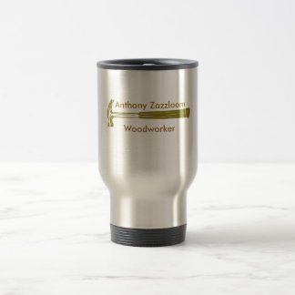 Hammer Contractor Construction Builder Stainless Steel Travel Mug