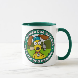 Hammer Dog Builders Mug