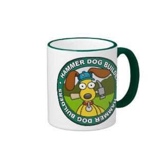 Hammer Dog Builders Mug