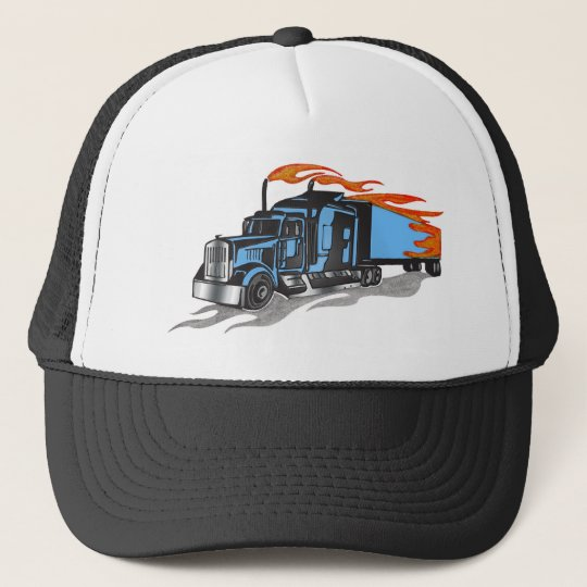 Hammer Down Trucker Trucker Hat