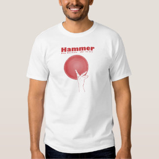 Hammer in RED Shirt
