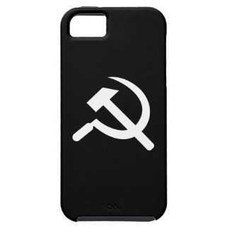 Hammer & Sickle Pictogram iPhone 5 Case