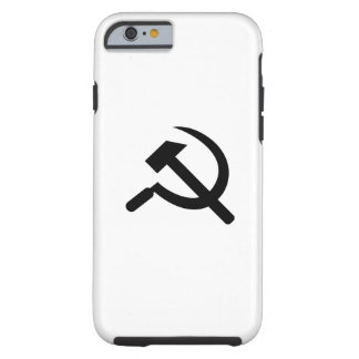 Hammer & Sickle Pictogram iPhone 6 Case