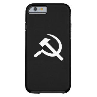 Hammer & Sickle Pictogram iPhone 6 Case Tough iPhone 6 Case