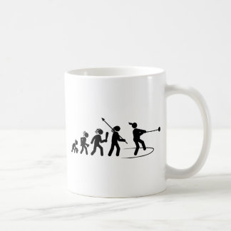 Hammer Throw Coffee Mug