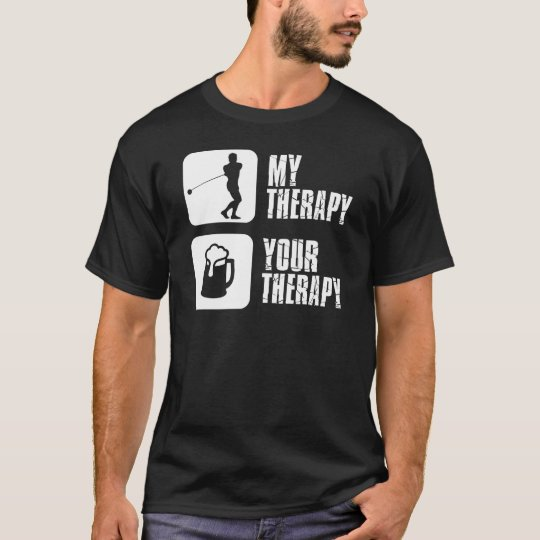 hammer throw my therapy designs T-Shirt