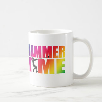 Hammer Throw Track and Field Mug Cup