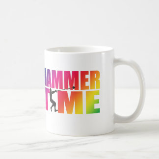 Hammer Throw Track and Field Mug Cup