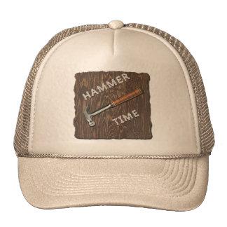 Hammer time! cap