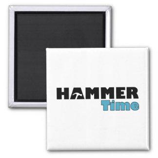 Hammer Time Refrigerator Magnet