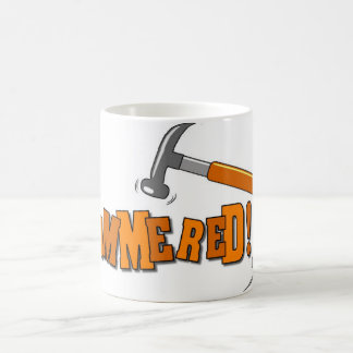 Hammered mug for your DIY enthusiast