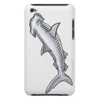 Hammerhead Shark Barely There iPod Cover