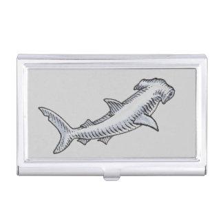 Hammerhead Shark Business Card Holder