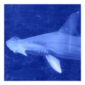 Hammerhead Shark  Invitations