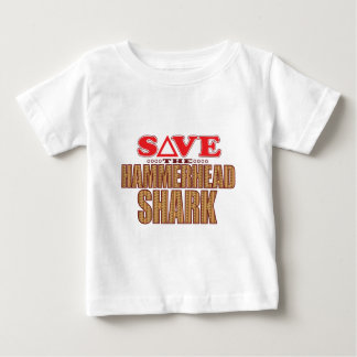 Hammerhead Shark Save Baby T-Shirt