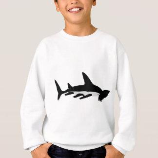 hammerhead shark sweatshirt