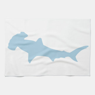 Hammerhead Shark Tea Towel