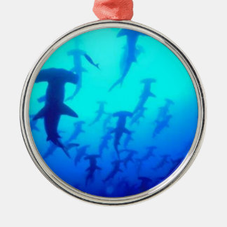Hammerhead Sharks Christmas Ornament