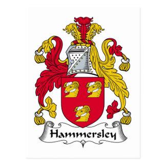 Hammersley Family Crest Postcards