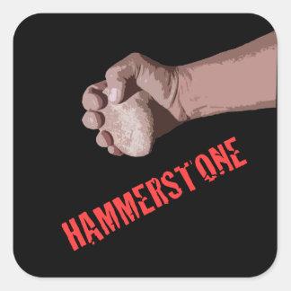 Hammerstone Band Sticker