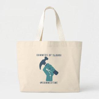 #HammerTime Large Tote Bag