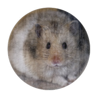 Hammie Round Cutting Board