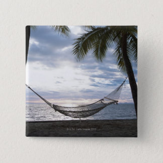Hammock 15 Cm Square Badge