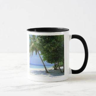 Hammock and Palm Tree Mug