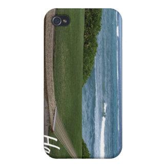 Hammock on the Beach iPhone 4 Covers